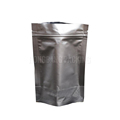 Hongbang stand up smell proof aluminum foil packaging bag with zipper for dried food