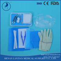 disposable wound care hospitals kits