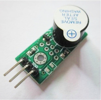F05714 Active Alarm Buzzer Driver Module Single Chip Microcomputer Intelligent Car Robot Parts+Free SHIP