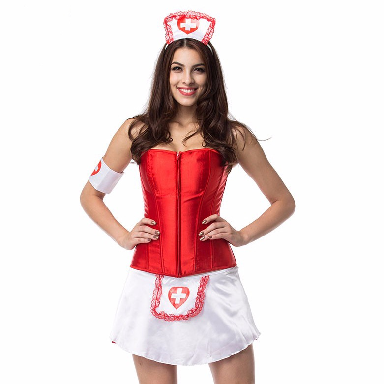 2252 Nurse Costume Cosplay