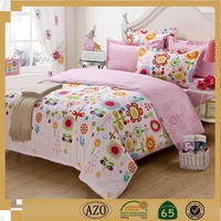 China wholesale best fabric printed bedding set