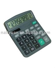 12 Digits Desktop Solar Calculator