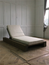 outdoor antique furniture solid wood daybed