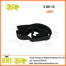 Wholesale motorcycle 3.50-10 butyl rubber inner tube