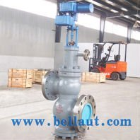 electric water flow control valve applied to power plant,cement plant,steel plant,chemical industry,building,etc.