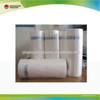 HDPE continued printing the cheapest big roll supermarket bags on rolls for shopping