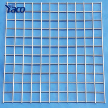 China manufacturer galvanized welded wire mesh panel sheet prices