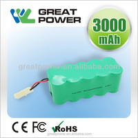 nimh battery low self discharge 3000mah
