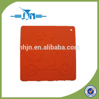 Plastic silicone baking sheet with CE certificate