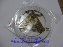 In Stock Masonic Car Badge Auto Emblem Wholesale