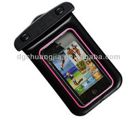 cell phone waterproof covers for iphone 4 /waterproof phone pouches