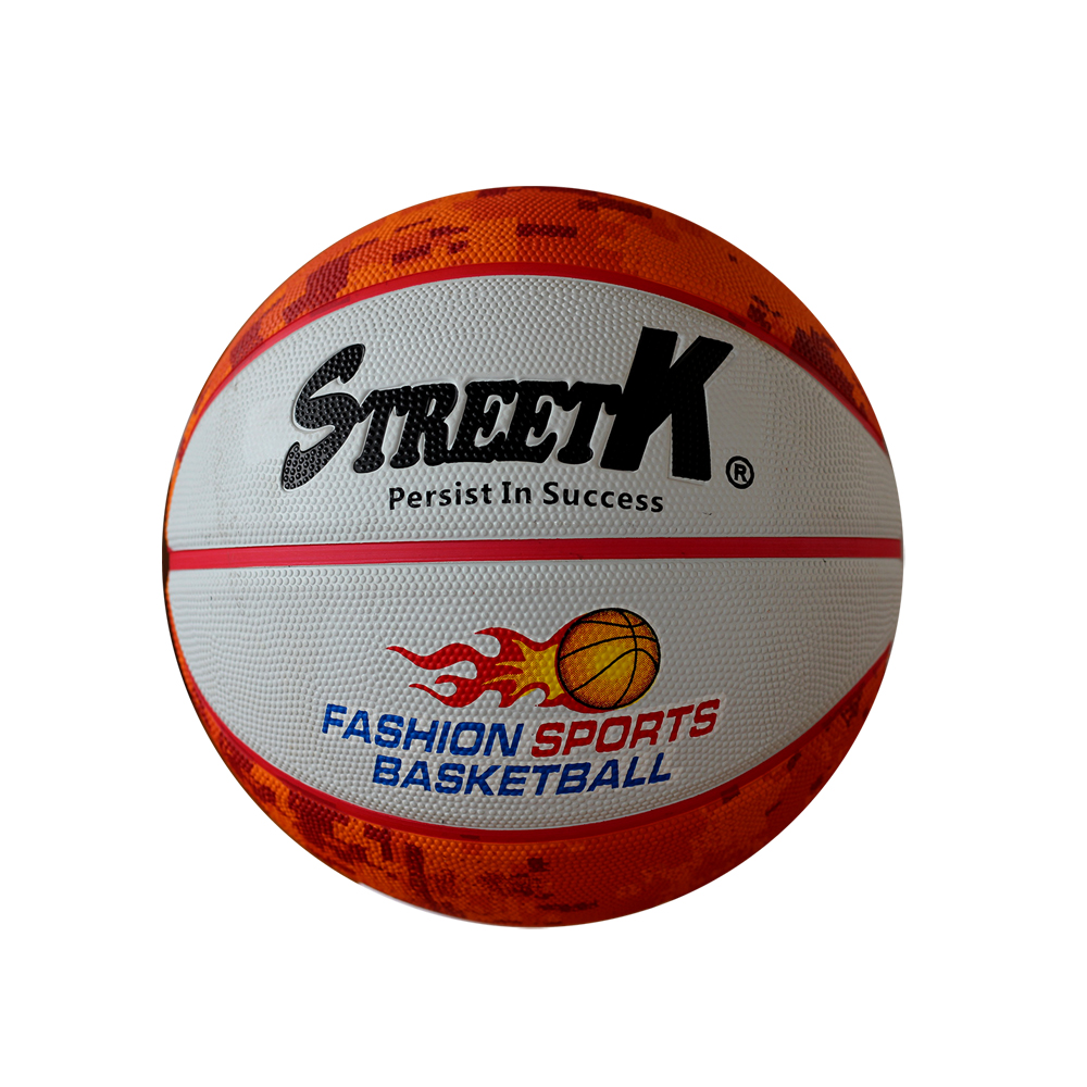 leather basketball Size 7 rubber ball Inflated basketball price