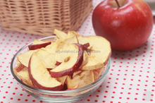 Dried Apple Chips/Ring Natural Fruit Snacks No Add Any Additives
