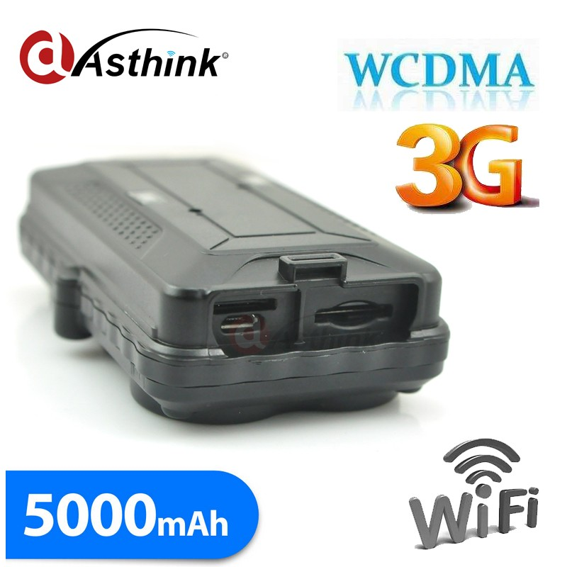 3G WCDMA Car <strong>gps</strong> tracker 50000mAh battery Magnet 3G <strong>GPS</strong> Vehicle tracker <strong>GPS</strong>+GSM+WIFI positioning offline TK05G