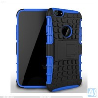 Kickstand PC silicone case for iphone 6 case for iphone 6 case kickstand
