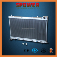 China manufacturers custom auto radiator pa66 gf30 for Forester XT 2004-2005