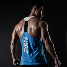 OEM Gym Singlets Mens Tank Tops Stringer Bodybuilding, Fitness Men's GYM Tank top Sports Clothes