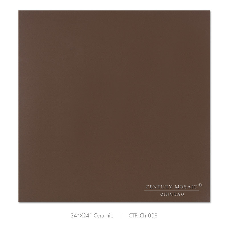 600 * 600 Square Brown Discontinued Ceramic Floor And Dining Room Wall Ceramic Tile