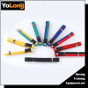 Pure cotton and flexible competition colorful taekwondo belt