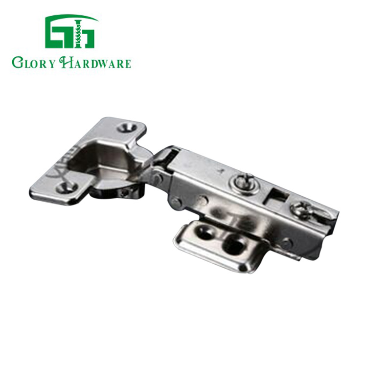 soft closing cabinet hinge, concealed fixed on cabinet hinge