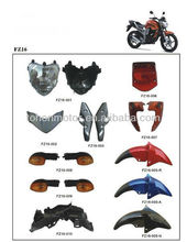 Motorcycle Plastic Parts Cover Body Parts for YAMAHA FZ16