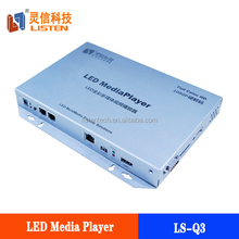 P3,P4,P5,P6,P8,P10,P16 led module support,asynchronous sending card,led display sign control board