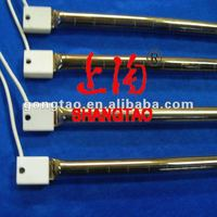 Golden Reflector Quartz Heating Tubes