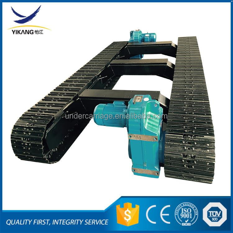 China supplier manufacture good quality electrical undercarriage steel track