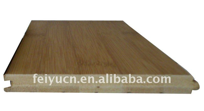 11MM thin Carbonized Horizontal Cheap Bamboo Flooring