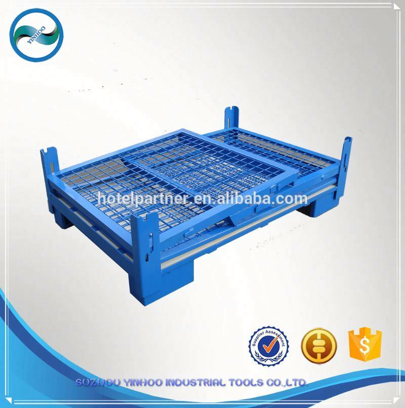 Professional manufacturer of Foldable Wire Mesh Box
