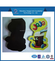 Au various shapes Paper Fridge magnet