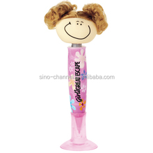Sweety Cute Big Baby Doll Pen Gift toy pen For Girls