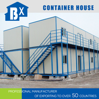Low cost sandwich panel Container houses