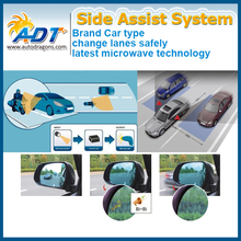 2017 auto parts Microwave Sensor Blind Spot Detection System BSD 24GHZ BSM Blind spot Monitoring