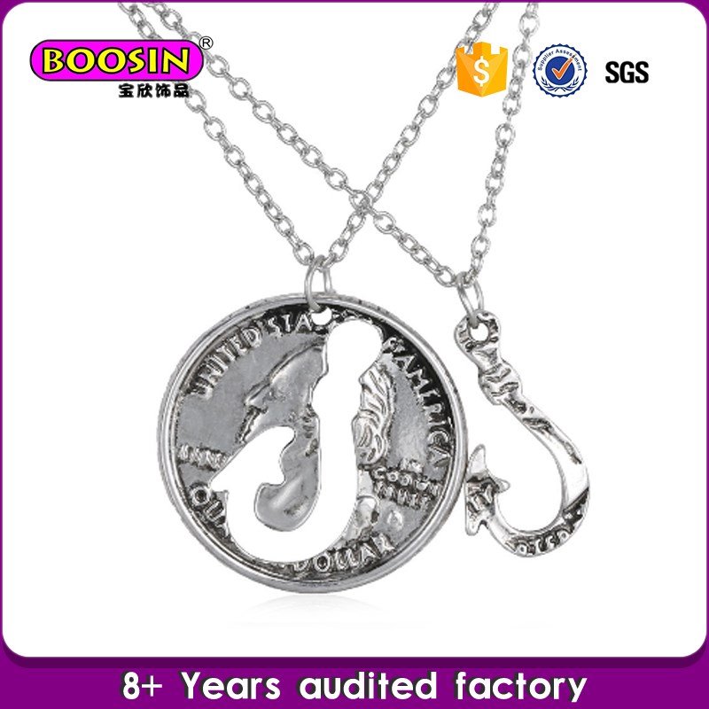 The Most Popular Hot Quality fish hook pendant