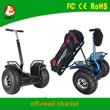 Lastest golf scooter 2 Wheel Drifting electric unicycle chariot Smart big wheel scooter