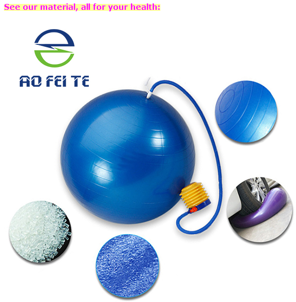 Exercise Ball 45CM Gym/Fitness Pilate Ball Hot In Ebay/Amazon