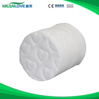 bulk Comfortable soft medical makeup cotton pads