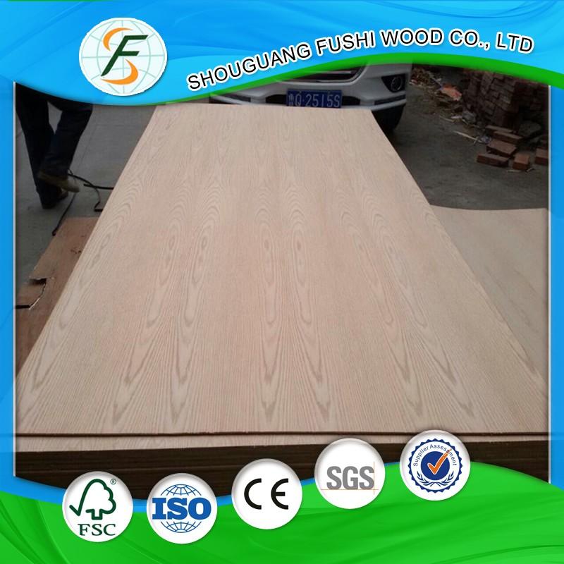 Precio barato de madera contrachapada con chapa de madera for Precio de chapas de 6 metros