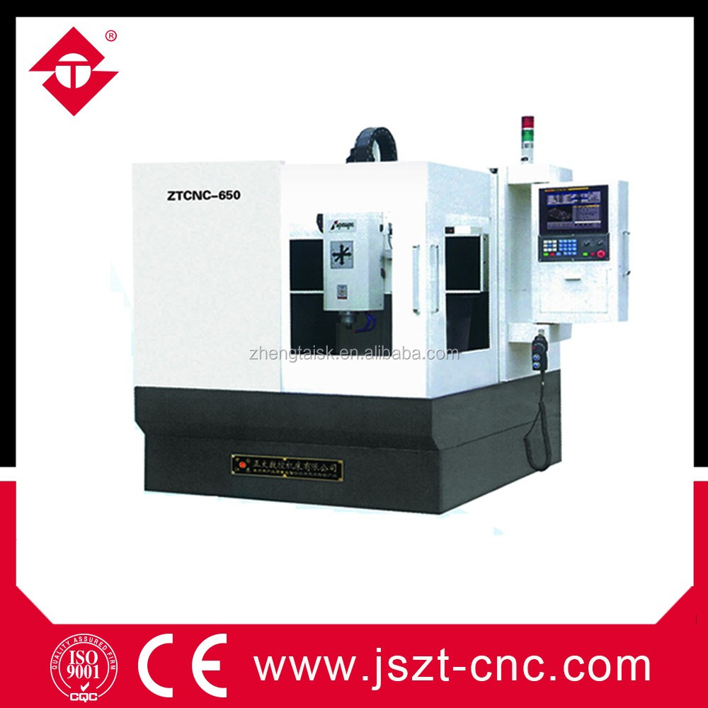 Low Price 3 Axis CNC Milling Machine XH950 Vertical Machining Center from China Supplier