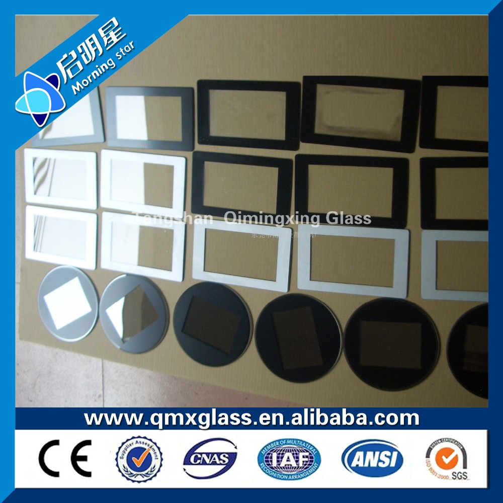 4mm appliance touch tablet glass Toughened glass panels