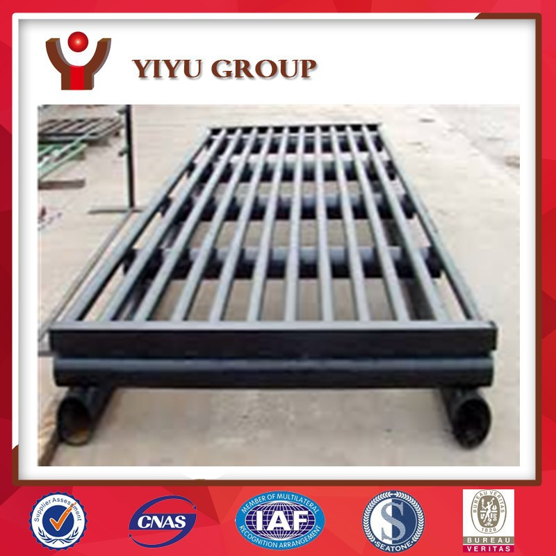 factory direct sale hot galvanising welded mesh Cattle Yard Panels/Race Gates in rural farm (25nb 32mm O.D. frame/5mm wire)