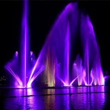 Schneider Control Parts Big Music Water Dancing Fountain Video For Water Park