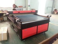 big size big power laser cutting machine for factory used