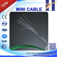 outdoor single loose tube solid core fiber optic cable