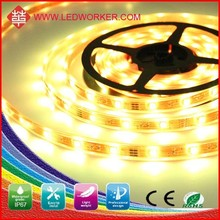 High Brightness Epoxy Tube Waterproof IP68 3528 Profile Led Strip Plastic Cover 120 SMD/M 12V/24V DC From Ledworker