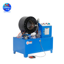 Rubber making machine automatic hydraulic hose crimping machine made in China