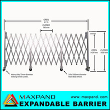 Chinese Oem Foldable Temporary Hot Sale Concrete Fence Molds For Sale