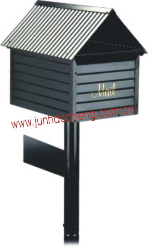 JHC-1026 making sheet metal box/antique letter box us mail