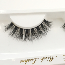 Korean Clear Band Mink False Eyelashes With Lashes Private Label HM021
